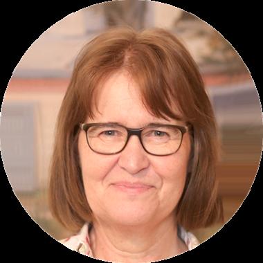 Petra Völker-Meier, 1. Vorsitzende DGhK OWL e.V.